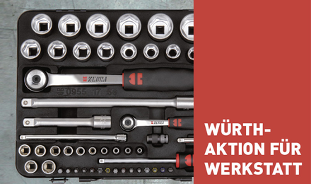 Würth Quartalsaktion